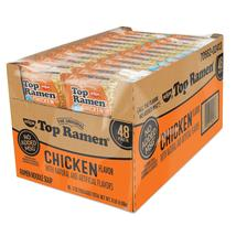 Nissin Top Ramen, Chicken Flavor (3 oz., 48 ct.) + Free Shipping - $10.28