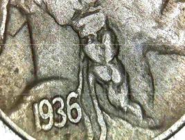Buffalo Nickel 1936 P, 1936 D and 1936 S  AA20BN-CN6094 image 4
