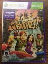 Kinect Adventures (Microsoft Xbox 360, 2010) - $3.47