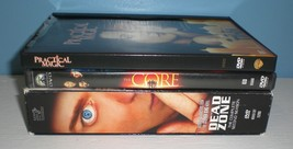 3 dvd lot - Practical Magic, The Core & The Dead Zone The Complete Secon... - $3.97