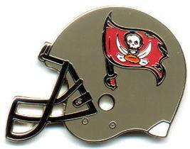 NFL Licensed Football Tampa Bay Buccaneers Helmet Pin - $5.00