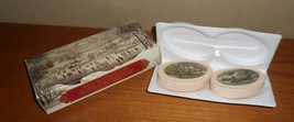 Vintage Avon WINTERSCAPES 2 special Occasion Fragranced SOAPS in Box - $18.00