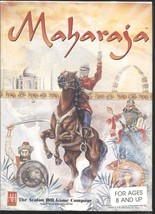 Avalon Hill Unpunched  Maharaja  Strategy Conquest of India Never Played - $49.49