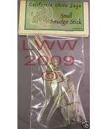 Small 1618 Gold California White Sage Smudge Stick NEW - $3.95