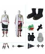 Killer Bee KillerB cosplay costume set from Naruto any size Top pants Ac... - $83.98