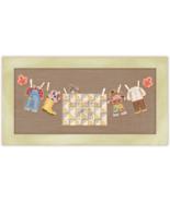 Autumn Baby Boy Sunshine Lane Birth Sampler Chartpack cross stitch Brook... - $18.00