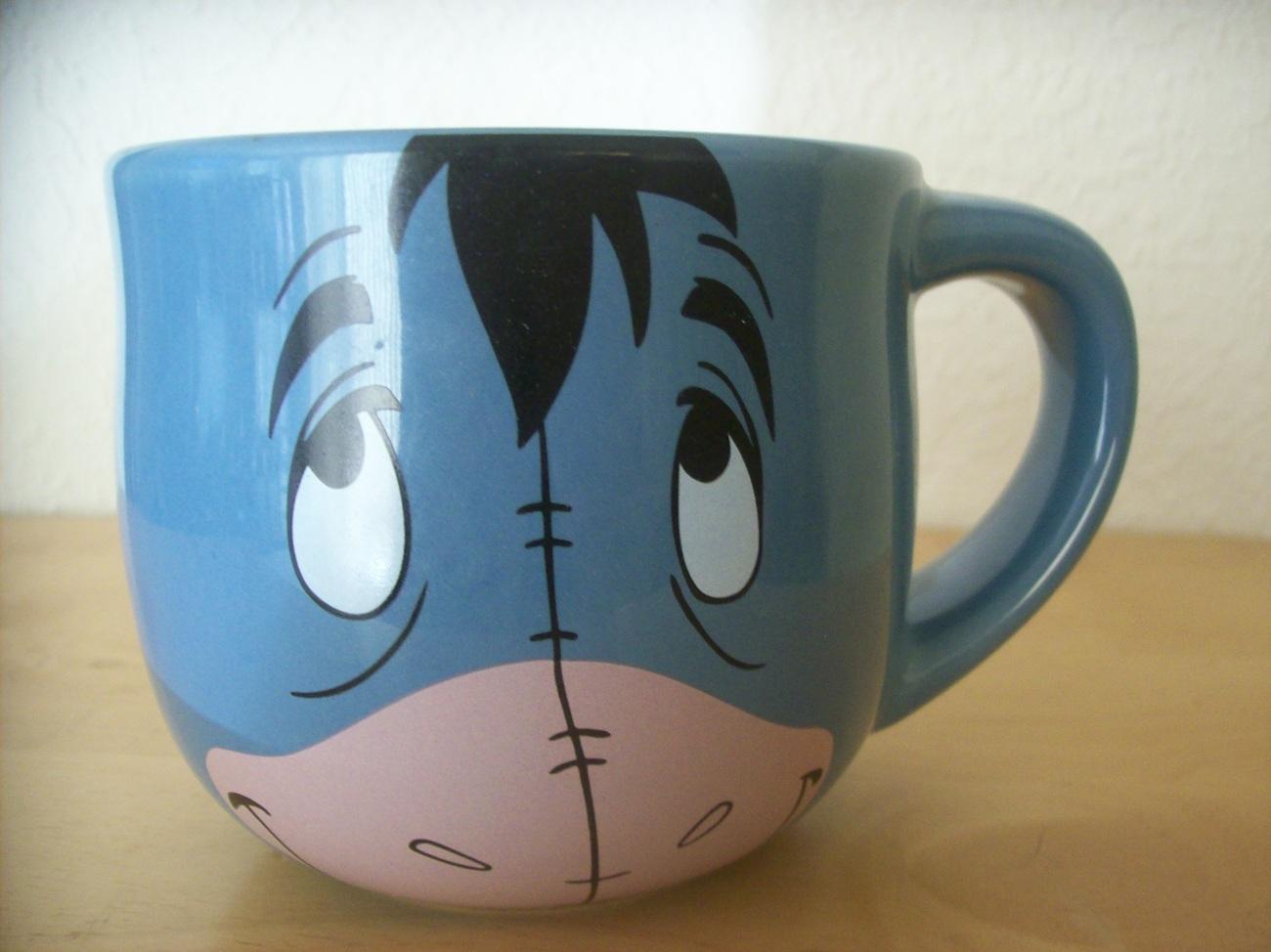 "Disney Winnie the Pooh ""Eeyore"" Coffee Mug"