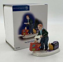 Department 56 Snow Village They Have Room For Us 55430 Retired in box 20... - $34.95