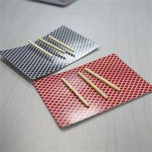 Toothpick Match On Trick Fashion Close-Up Magic Incredible Floating Card - 1 Set image 7