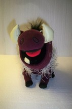 "Disney Lion King Broadway Musical PUMBAA 9"" Plush/Stuffed Animal Warthog - $9.74"