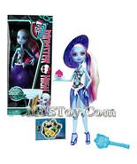 "Year 2011 Monster High Skull Shores 10"" Doll Daughter of Yeti Abbey Bomi... - $39.99"