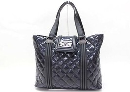 AUTHENTIC CHANEL Boy Chanel Matelasse Tote Bag ... - $2,480.00