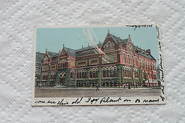 Old Vintage Antique 1901 Postcard The Art Museum Boston Massachusetts MA... - $9.99