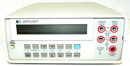HP HEWLETT-PACKARD 3468A MULTI METER image 1
