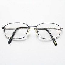 2ee588f0a4950 Timex T224 Gray Metal Men  39 s RX Eyeglasses Eyeglass Glasses Frames 52 18