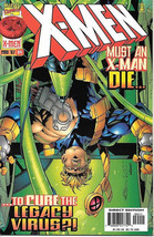X-Men Comic Book Second Series #64 Marvel Comics 1997 NEAR MINT NEW UNREAD - $3.99