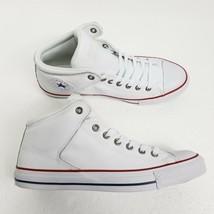 6f5aca85500 Converse Chuck Taylor All Star CTAS HIGH STREET HI Shoes 11 11.5 White 1.