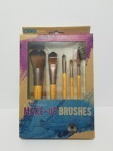 Eco Suave 5 Pc Eco-Friendly Make-Up Brush Set - £9.52 GBP