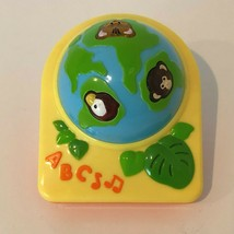 Evenflo Exersaucer Life in the Amazon Globe Earth Light Up Replacement P... - $14.99