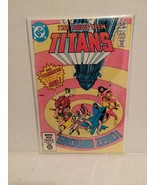 TEEN TITANS: #10 SECOND APPEARANCE OF DEATHSTROKE PEREZ/WOLFMAN - FREE S... - $18.70