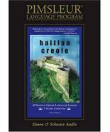Haitian-Creole [Sep 01, 1997] Pimsleur - $53.90