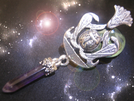 HAUNTED NECKLACE THE ANCIENT GOLDEN MAJESTIC CHANNELS HIGHEST LIGHT MAGICK - $11,337.77