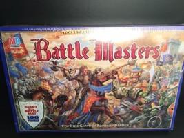 Battle Masters Milton Bradley Vintage Fantasy Board Game NEW - $296.99