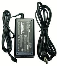 Ac Adapter For Sony HDR-TG3E HDRTG3E HDR-TG7 HDR-TG7E NEX-VG20 NEX-VG20H - $24.13