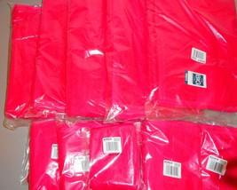 15 Pc Lot New Dark Pink Bath Hand Towel Washcloth Sets All Cotton Terryc... - $108.89