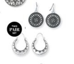 Avon Desert Days Hoop Earring Pack - $14.99