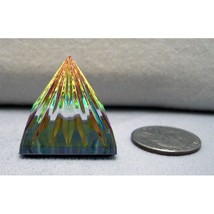 Scholer Grooved Handcut Crystal Pyramid image 3