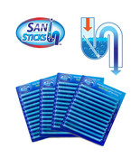 Magic Sticks Drain Cleaner and Deodorizer (48 Pack) For Kitchens, Bathro... - $17.68