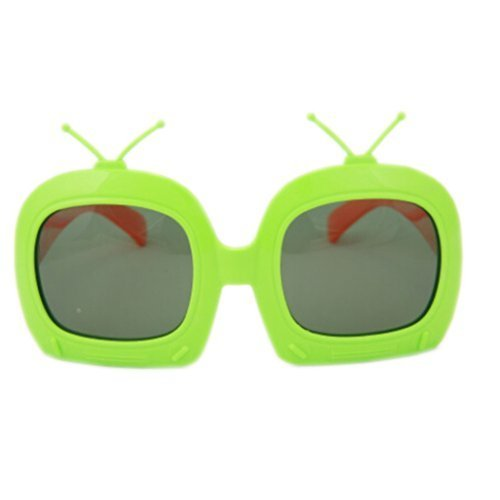 Toddler Sunglasses Kids Sun Protection Children Summer Eyewear GREEN FRAME