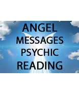 HAUNTED MESSAGES FROM YOUR ANGELS PSYCHIC READING 99 yr old Witch Cassia... - $29.77