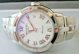 Men's RAYMOND WEIL 2841 Parsifal Automatic Stainless Steel 39mm Watch with Case - $990.00
