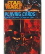 Star Wars Darth Vader Playing Cards Cartamundi Brand New Collectible Dec... - $7.99