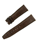 IWC 22-18mm Brown Alligator Leather Men's Watch Band - $399.00