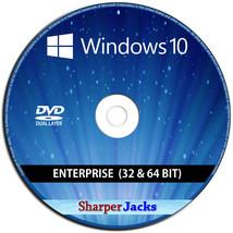 Windows 10 Empresarial 32/64-bit Instalación/Reinstalar/Restore/Reparación - $12.15