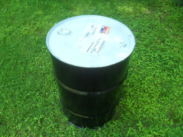 Steel sealed tight head 30 gallon drum burn barrel Stove Fuel LOCAL PICK... - $45.00