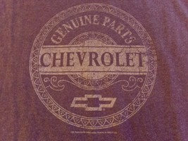 Chevrolet Genuine Parts, EXCELLENT CONDITION, Large Men's T-Shirt - $7.95