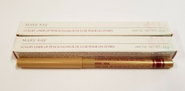 2X Mary Kay Luxury Liner Lip Mechanical Pencil Berry 4999 NOS .009 Oz - $18.95
