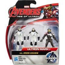 Ultron Mark I vs Iron Legion, Marvel Avengers Age of Ultron Figure Pack - $7.44