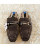 Women's Brown Steven by Steve Madden Slides  Mules Size sz 7.5 - $27.95