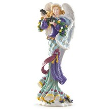 Lenox 2015 Arianna Angel of Glory Figurine Annual Pencil Blonde Birds Roses NEW - $89.10