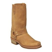 Dingo Men's Harness Boots Size 8EE Wide Tan - $90.00
