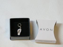 Donne Avon Affascinante Momenti Mare Life Charms Infradito F3761281 Nip - $10.68