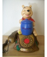 Disney Winnie the Pooh Animated Talking Phone - $55.00