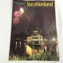 Vintage Disneyland Vacationland 20 page Magazine Summer 1969 Volume 13 I... - $23.47