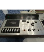 Realistic SCT-7 Auto Reverse Stereo Cassette Deck Repair - $49.51