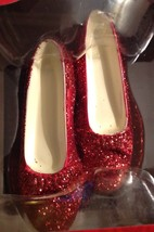 Christmas Ornament Hallmark Ruby Slippers Wizard of Oz New in Box - $14.80